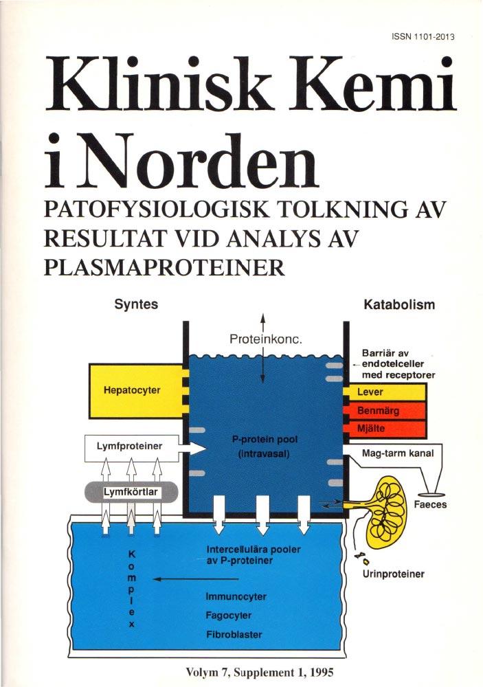 Klinisk Kjemi i Norden – 1995 special issue