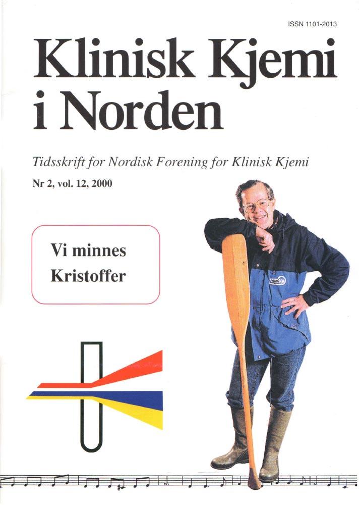 Klinisk Kjemi i Norden – Nr. 2, vol. 12, 2000